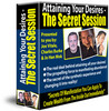 Thumbnail ATTAINING YOUR DESIRES  The Secret Session - Audio Edition.