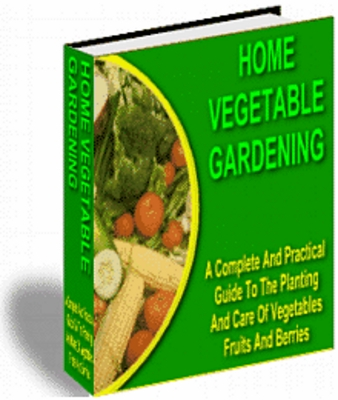 Product picture  HOME VEGETABLE GARDENING